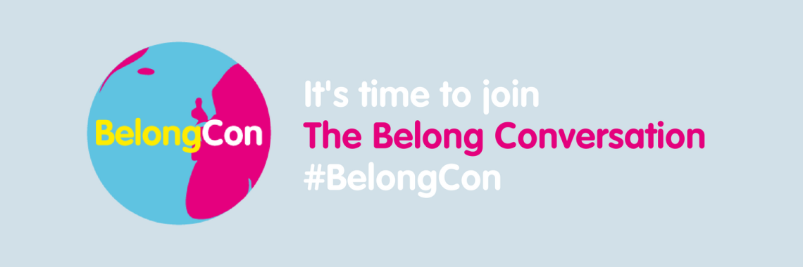 BelongCon header